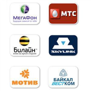 Операторы сотовой связи Чадана